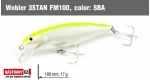 Wobbler 3STAN FM100, color: SBA