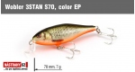 Wobbler 3STAN S70, Color: EP