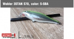 Wobbler 3STAN S70, Color: S-SBA