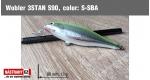 Wobbler 3STAN S90, color: S-SBA
