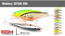 Wobbler 3STAN S90 floating