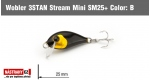 3STAN Stream Mini SM25+ Color: B
