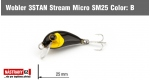 3STAN Stream Micro SM25 Color: B
